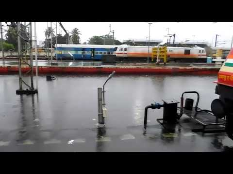 Kerala Floods 2018 | Flooded Ernakulam Junction Railway station part 2