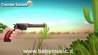 LO SCERIFFO - canzoni per bambini
