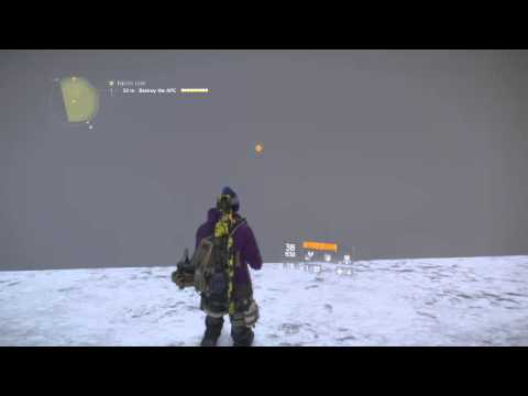 Tom Clancy's The Division: INCURSIONS.. Hard Mode Cheese