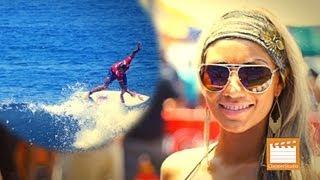Reef Pro El Salvador 2013 - World Surfing Championship Punta Roca