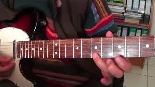 Cach thuc don gian tao Lick trong Guitar Solo- Phan 1