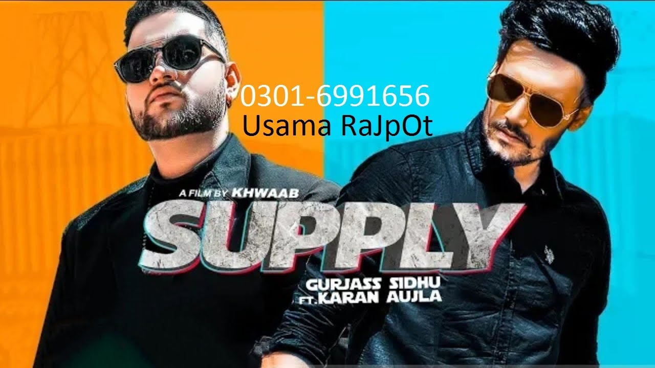 Download SUPPLY  Karan Aujla  Gurjas Sidhu  Deep Jandu  Latest Songs  ST Studio  Ditto Music