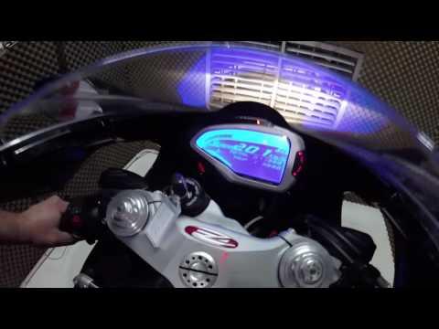 MV Agusta F4 - 326Km/h no dinamômetro - Racing Point