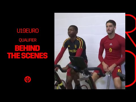 #U19EURO | Qualifying round | behind the scenes E04