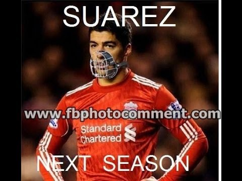 Ultimate Bite Compilation: Luis Suarez All 3 Glorious Bites