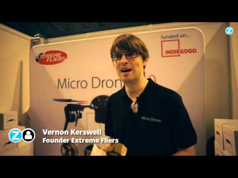 UK Drone Show: The latest consumer industry trends