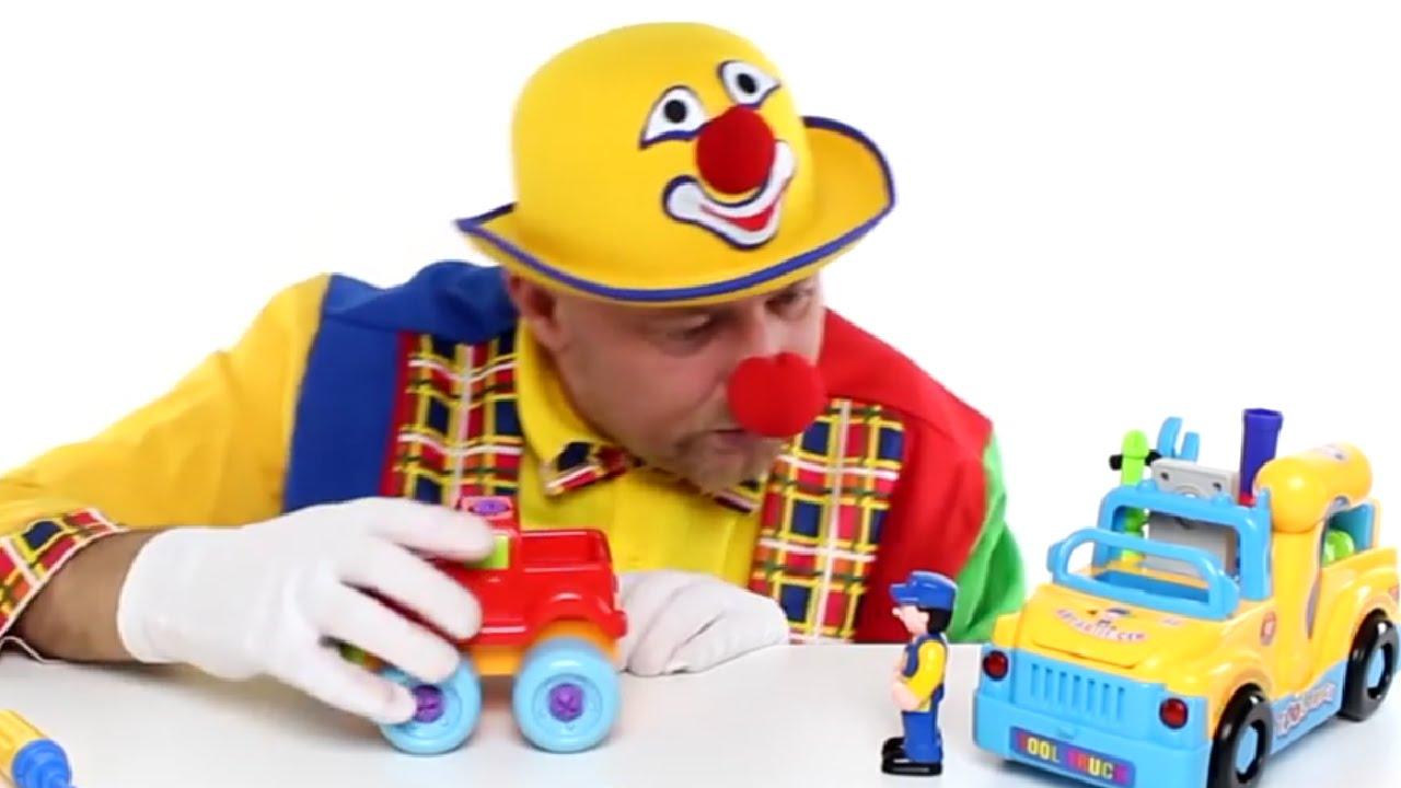 Video educativi in italiano per bambini piccoli macchina