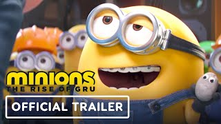Minions: The Rise of Gru - Official Trailer (2020) Steve Carell