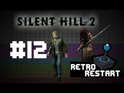 Silent Hill 2 - Big Toad - Let's Play PS2! - Part 12