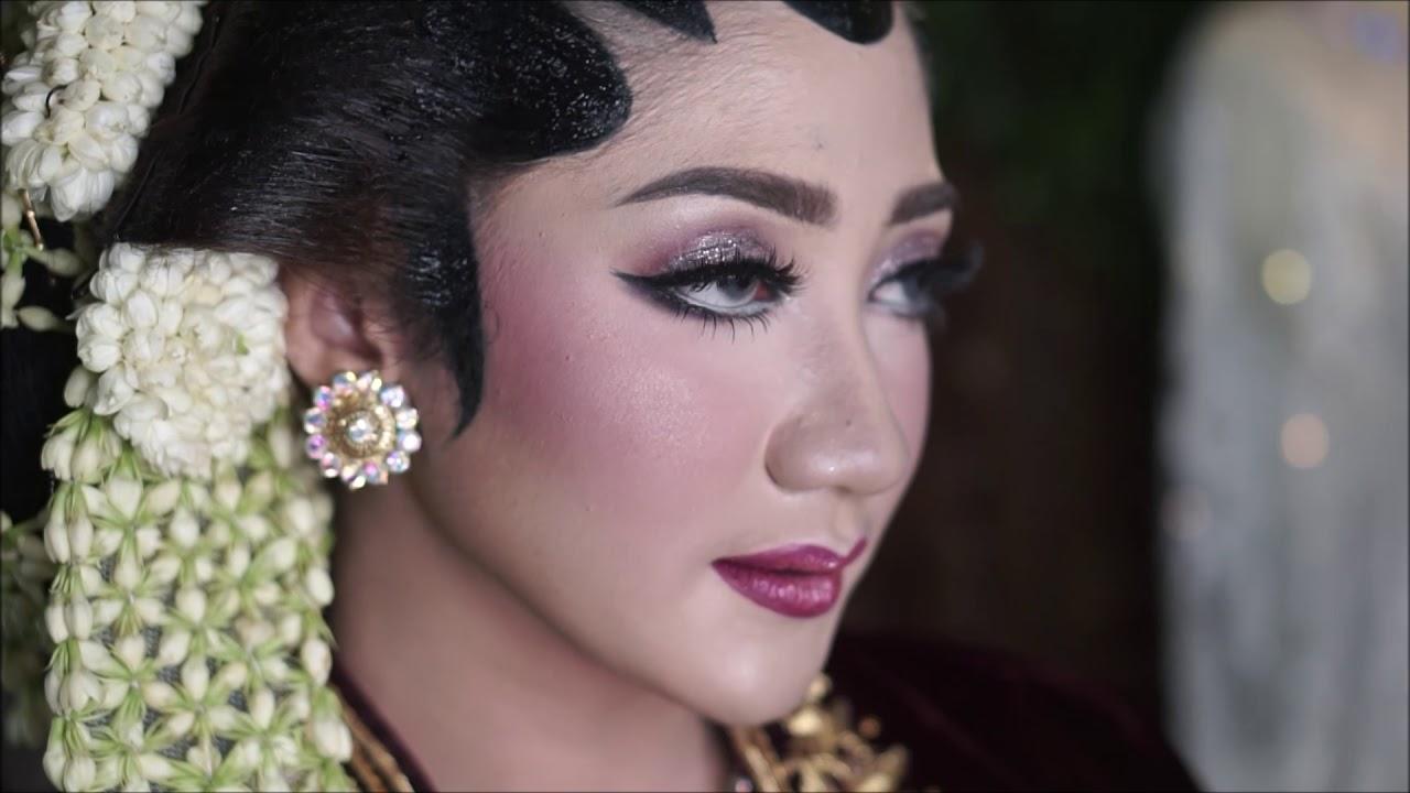 Pengantin Solo Putri Bludru Makeup Modern By Success Wo