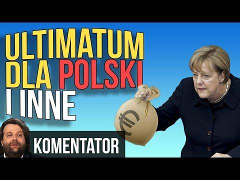 Unia i Ultimatum dla Polski + Szwecja Zaczyna Otwierać Oczy.