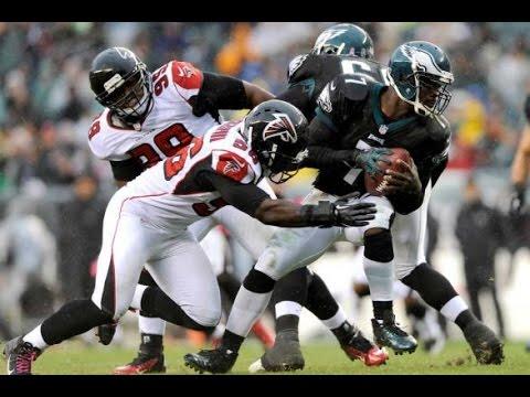 2012 Falcons @ Eagles