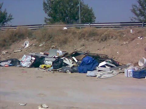 Greece:The Garbage Country