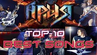 Топ-10 лучших песен группы Ария