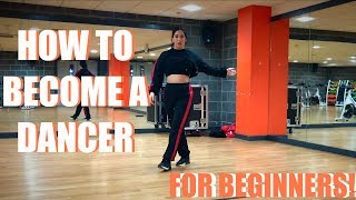 HOW TO START DANĊING WITHOUT TAKING DANCE CLASS! | Dance Advice