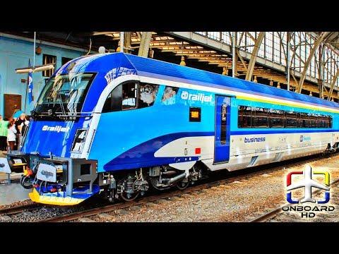 TRAIN TRIP REPORT | What A Experience!! ツ | Bratislava To Prague | České Dráhy