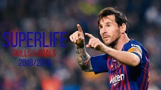 Leo Messi - S U P E R L I F E 2Scratch (ft. Lox Chatterbox) Crazy Skills &amp Goals 2018 ...