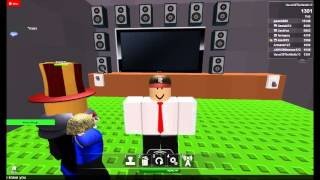 F.U.N on ROBLOX with me vansoffthewalls12 and deer615 -----------Dubstep