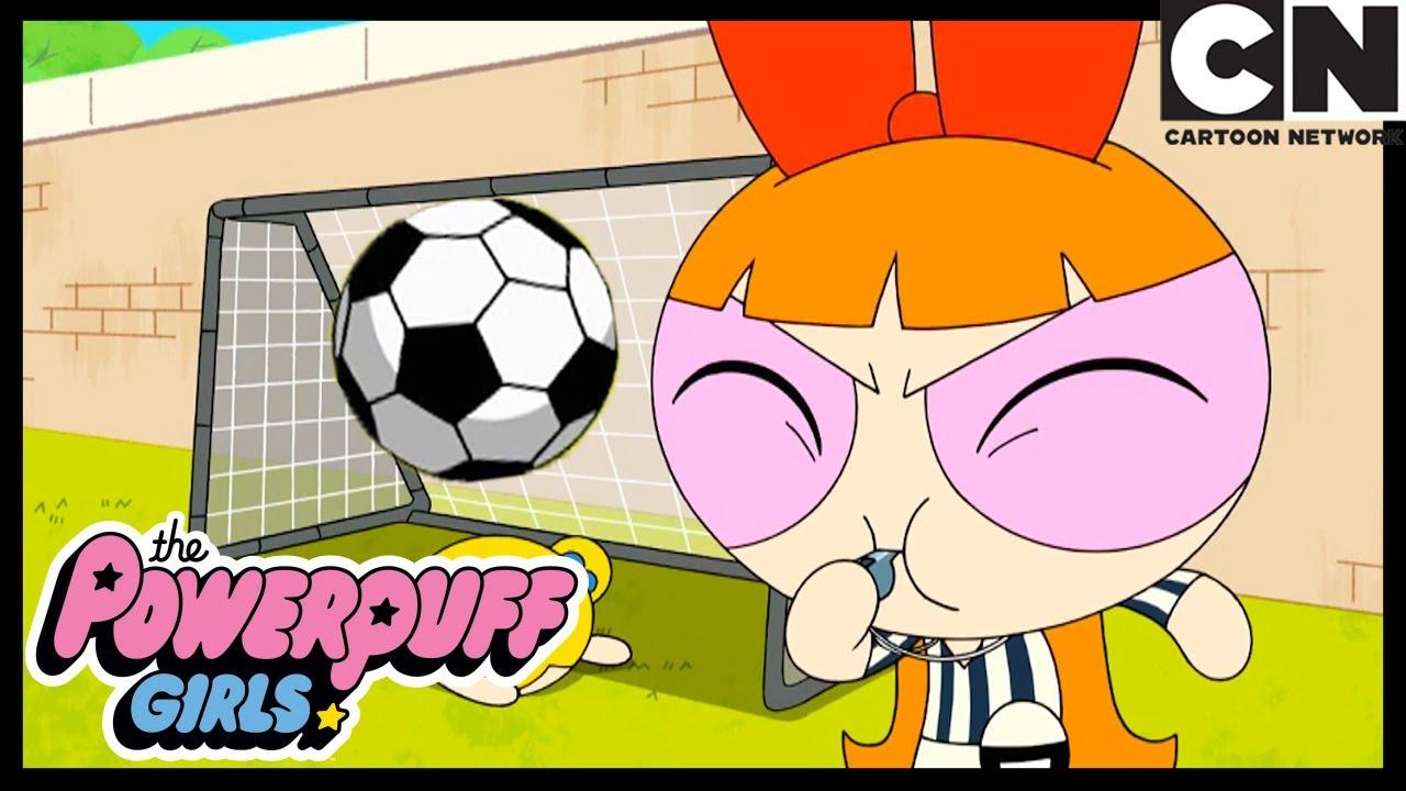RagnaRock & Roll | Las Chicas Superpoderosas | Cartoon Network
