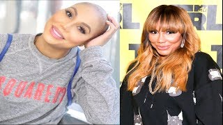 Tamar Braxton Has Officially Shaved Her Head Bald.