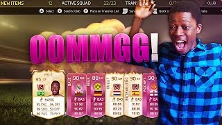 HOLY SHITNTAG .. YOU NEED TO SEE THIS !!!- AMAZING FIFA 15 PACK OPENING