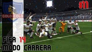 FIFA 14| Modo Carrera con Colo-Colo| Cap. 11| Ahora si, termina el apertura!