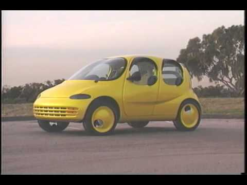 Plymouth Expresso Concept Vehicle 1995
