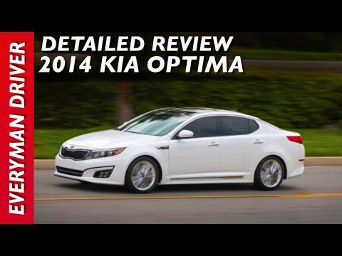 Here's the 2014 Kia Optima Review on Everyman Driver