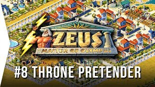 Zeus ► Mission 8 The Pretender to the Throne - [1080p Widescreen] - Master of Olympus City-building!