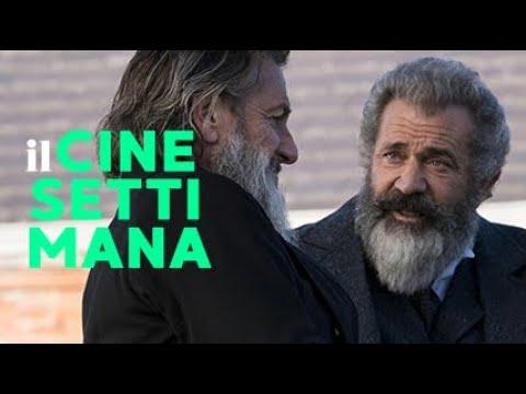 """Mel Gibson E Sean Penn: """"Il Professore E Il Pazzo"""" è Un Disastro"""