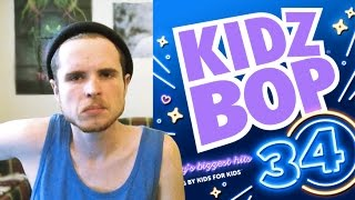 Kidz Bop 34 (FIRST REACTION) *Thank you for 30,000 subscribers*