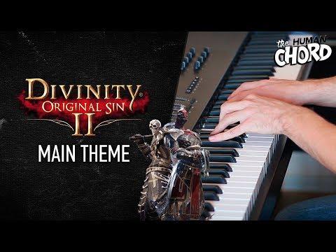 Divinity: Original Sin 2 - Main Theme (Piano cover + Sheet music)