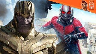 Marvel Studios Has Problems finishing up Films