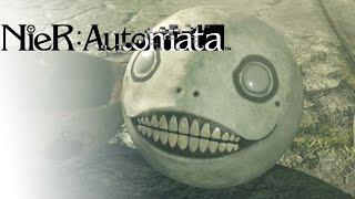 NieR: Automata - Сюжетная ветка Эмиля [Русские субтитры]