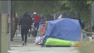 Los Angeles Homeless Boom