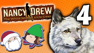Nancy Drew The White Wolf of Icicle Creek: Laundry Day - PART 4 - Game Grumps