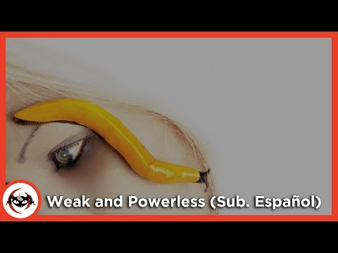 A Perfect Circle  Weak and Powerless Sub Español 2017