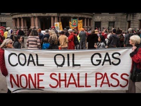 Big Oil Overturns Portland's Landmark Fossil Fuel Ban