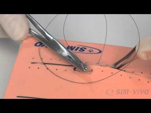 SIM SUTURE - 5. Running Simple Sutures