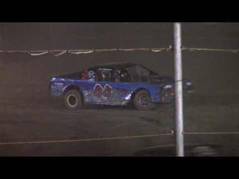 Hummingbird Speedway (7-23-16): Sunny 106.5 FM Pure Stock Feature