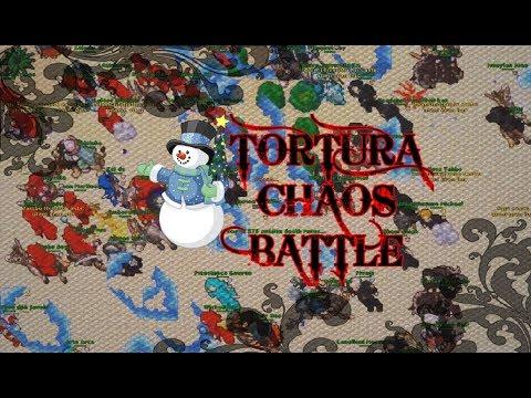 Tibia Tortura Chaos Open Battle [60FPS] [FULLHD]