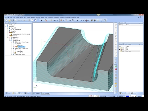 3D Programming Boot Camp: Round 2 - BobCAD-CAM Webinar Series