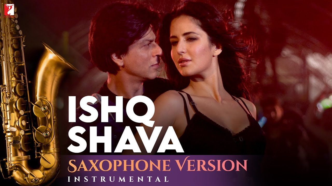Saxophone Version | Ishq Shava | Jab Tak Hai Jaan | Shyamraj | A. R. Rahman | Gulzar