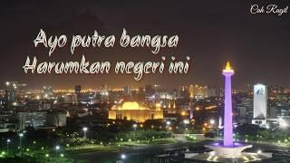 Netral - Garuda Di Dadaku (Vidio Lirik Musik)