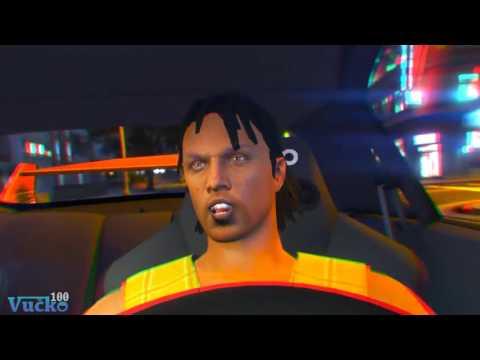 GTA V   2 Fast 2 Furious Bridge Jump Scene