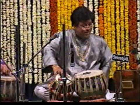Tabla Solo -Pandit Anindo Chatterjee (Live)
