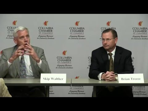 2016 Columbia Chamber of Commerce Election Forum