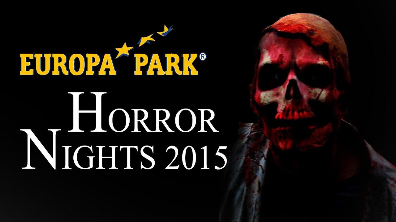 Horror Night Europa Park 2021