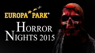 Europa-Park Horror Nights 2015