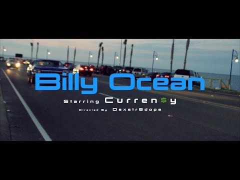 Curren$y - Billy Ocean [Official Video]